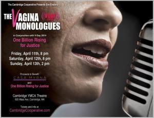Vagina Monologues 2014